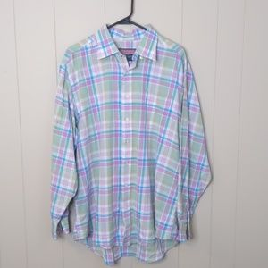 Vineyard Vines Plaid Murray Button Down Shirt